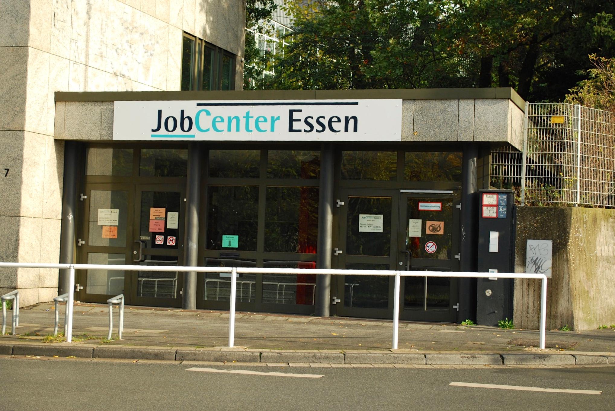 jobcenter essen berliner platz